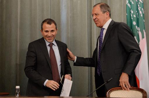 لافروف: روسيا لا تعطي أفضلية لأي من المرشحين لرئاسة لبنان