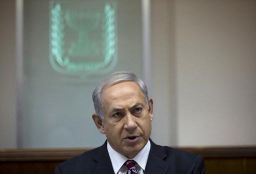 نتانياهو يعلق محادثات السلام مع الفلسطينيين