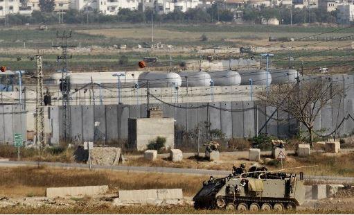 استهداف دورية إسرائيلية شرق جباليا