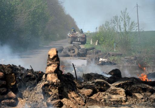 العفو الدولية تدعو إلى إجراء تحقيق مستقل في أحداث سلوفيانسك