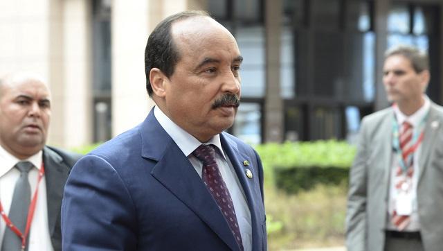 الرئيس الموريتاني يترشح في الانتخابات لولاية أخرى