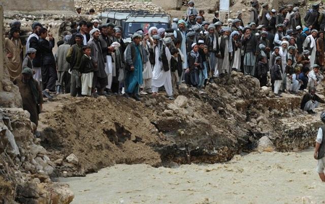 40 قتيلا و80 مفقودا نتيجة فيضانات عارمة بشمال أفغانستان