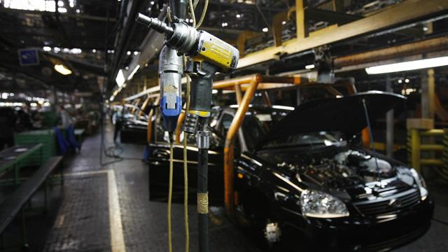 اليابانيون ينشئون مصنعا لقطع غيار السيارات في مدينة تولياتي الروسية