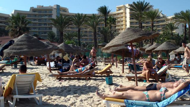 ارتفاع حجوزات السياح الروس إلى تونس بنسبة 15%