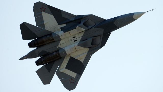 مقاتلة الجيل الخامس الروسية تحصل على منظومة تشويش إلكترونية