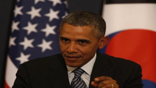 أوباما يصف اتفاق المصالحة الفلسطينية بـ