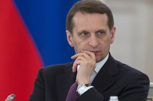 ناريشكين: لو كان الساسة الغربيون يعرفون التاريخ لما ناصبوا روسيا العداء