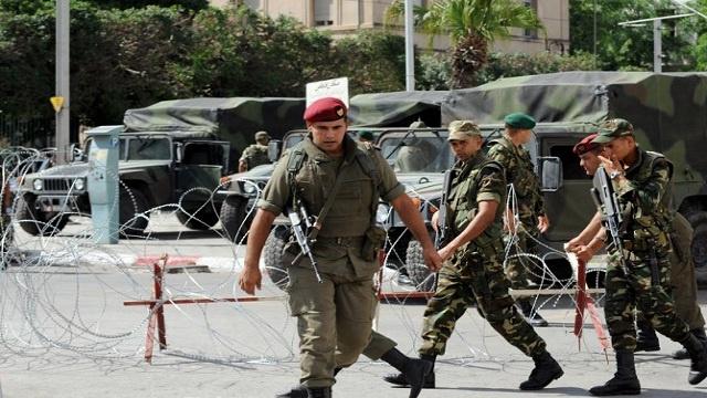 الجيش التونسي يقتحم الشعانبي بعملية نوعية
