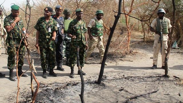 القوات النيجيرية تقتل 44 من مسلحي
