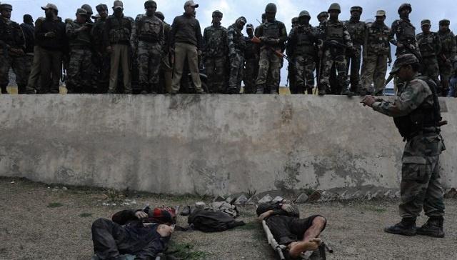 مقتل 5 أشخاص بينهم جنديان في مواجهة مسلحة في كشمير الهندية