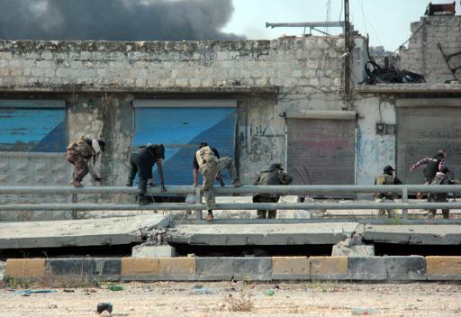 استمرار الاشتباكات في عدد من المناطق السورية