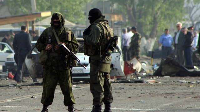 تصفية مسلح في مدينة دربند الداغستانية بجنوب روسيا