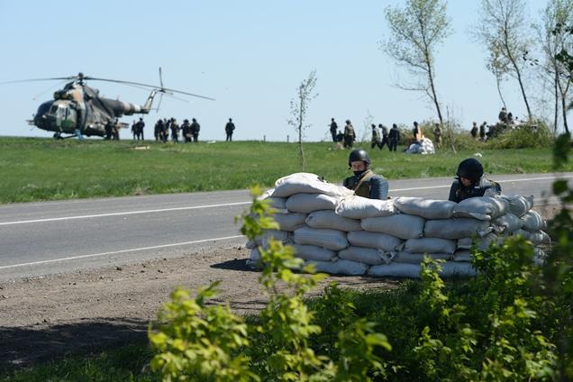 مراسلنا: قتلى وجرحى في هجوم للقوات الاوكرانية الخاصة على نقطة تفتيش بمقاطعة دونيتسك الشرقية (فيديو)