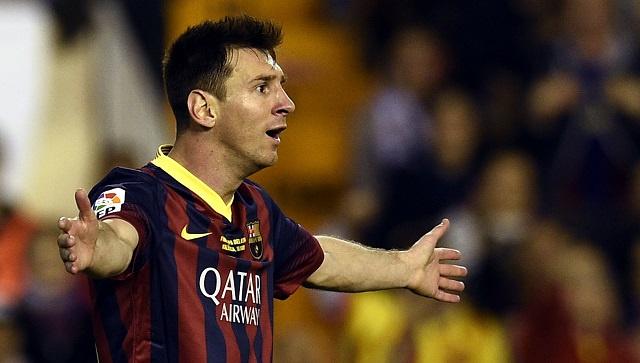 ميسي يطالب بـ 23 مليون يورو سنويا مقابل تجديد الولاء لبرشلونة