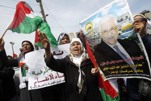 حماس ترحب بخطاب عباس وإسرائيل تتهمه بإطلاق رصاصة الرحمة على المفاوضات
