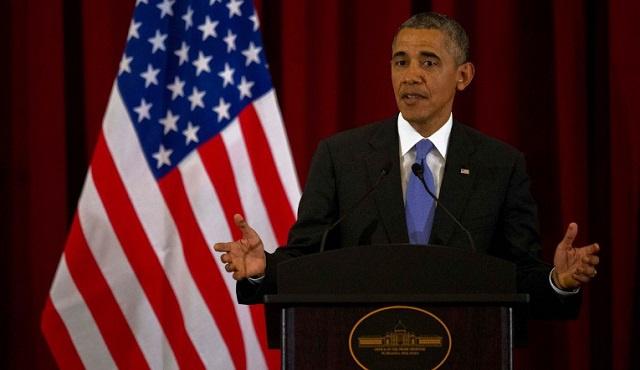 أوباما يتوعد بفرض عقوبات جديدة على روسيا