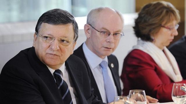 الاتحاد الأوروبي متردد في اتخاذ عقوبات اقتصادية ضد روسيا