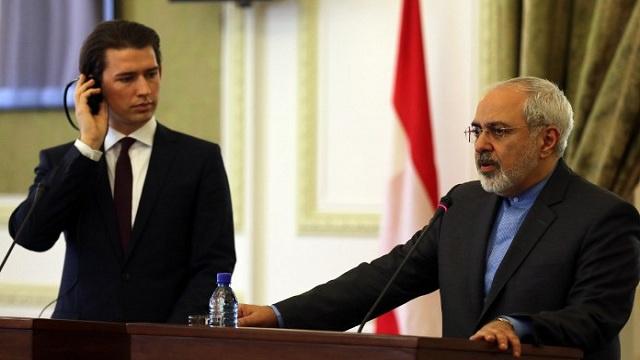 ظريف: إيران ترى فرصة جيدة للمفاوضات النووية مع السداسية