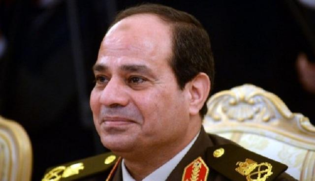 السيسي يدعو المصريين إلى المشاركة بأعداد كبيرة في انتخابات الرئاسة