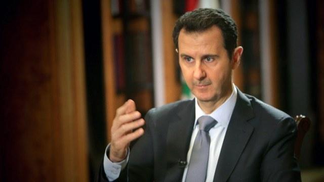 الأسد يترشح لولاية أخرى