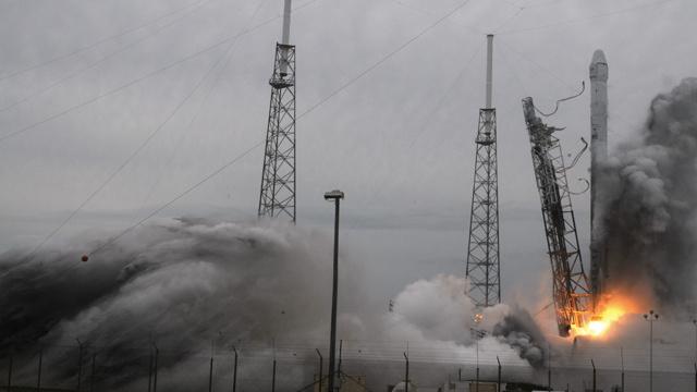 نجاح الاختبار الأول لصاروخ