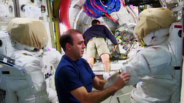 هل سيتحول بول رواد الفضاء الى وقود؟