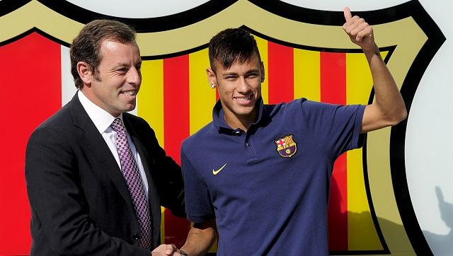 رسميا .. الاتحاد الإسباني يبرئ برشلونة من التلاعب بصفقة ضم البرازيلي نيمار