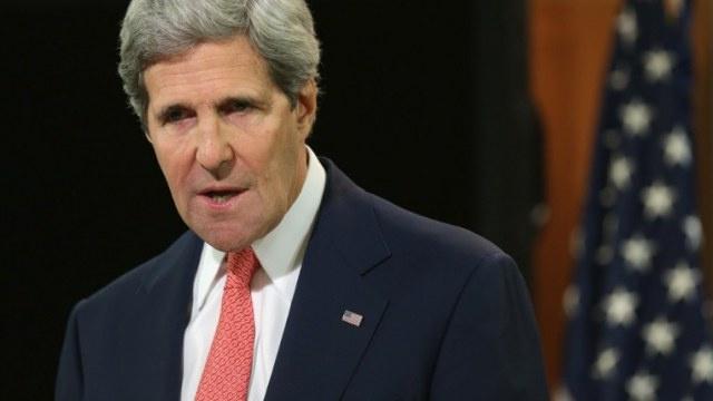 كيري: تقديم الأسلحة لأوكرانيا لن يغير شيئا ونحن قريبون من فرض عقوبات شاملة على روسيا