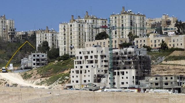 السلام الآن: 14 ألف وحدة استيطانية جديدة هي حصيلة 9 أشهر من المفاوضات الفلسطينية الاسرائيلية