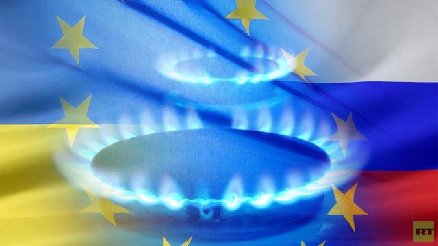 روسيا وأوكرانيا تتفقان على مناقشة أزمة الغاز بحضور الاتحاد الأوروبي