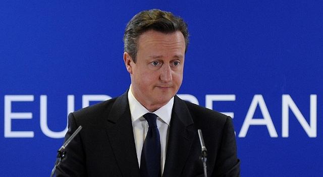 كاميرون يتعهد بالاستقالة في حال فشله بإجراء استفتاء حول الخروج من الاتحاد الأوروبي