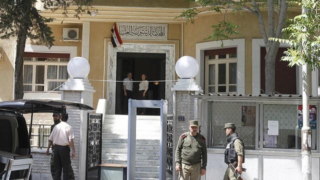 ارتفاع عدد المرشحين لرئاسة سورية إلى 11 شخصا