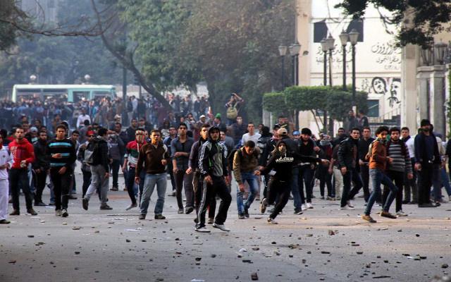 مقتل مؤيد للإخوان وإلقاء القبض على 8 آخرين في مصر