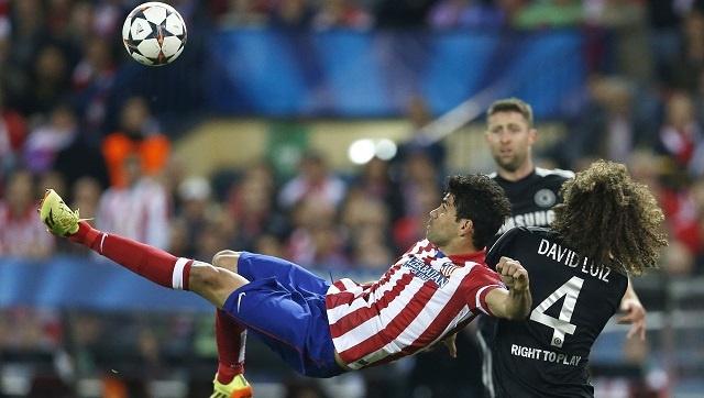 تشيلسي يواجه أتلتيكو مدريد في موقعة ستامفورد بريدج بدوري الأبطال