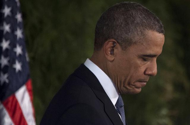 استطلاع للرأي: شعبية أوباما تصل إلى أدنى مستوياتها