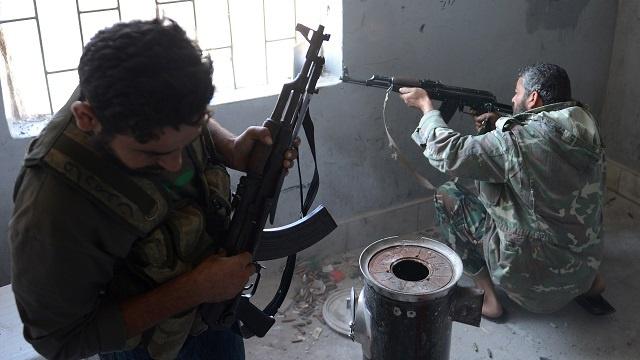 موسكو تنتظر من كييف وبرلين توضيحات حول تزويد مسلحين سوريين بأسلحة أوكرانية