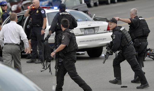 قتيل و6 مصابين بحادث إطلاق نار في ولاية جورجيا الأمريكية