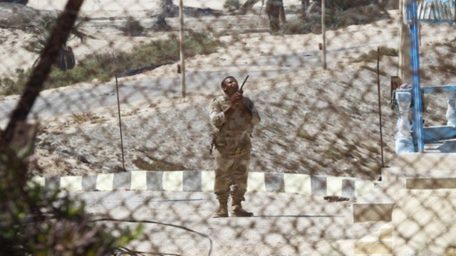 الجيش المصري يعلن مقتل 3 تكفيريين بشمال سيناء