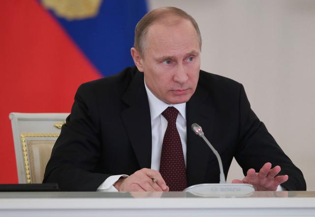 بوتين: الولايات المتحدة كانت أصلا وراء الأحداث في أوكرانيا