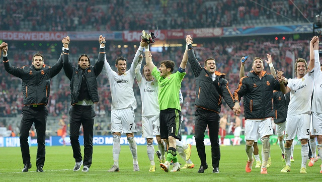ريال مدريد يلقن بايرن ميونيخ درسا لن ينساه ويبلغ نهائي التشامبيونز ليغ