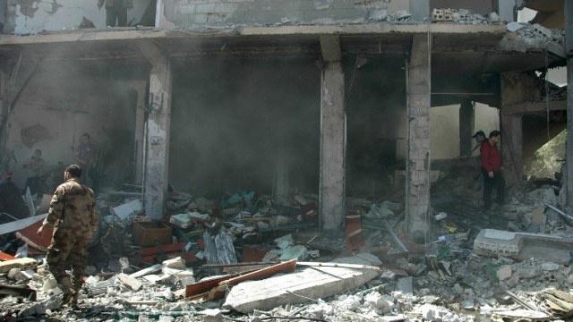 موسكو تأمل بكشف المسؤولين عن استخدام الكلور في سورية