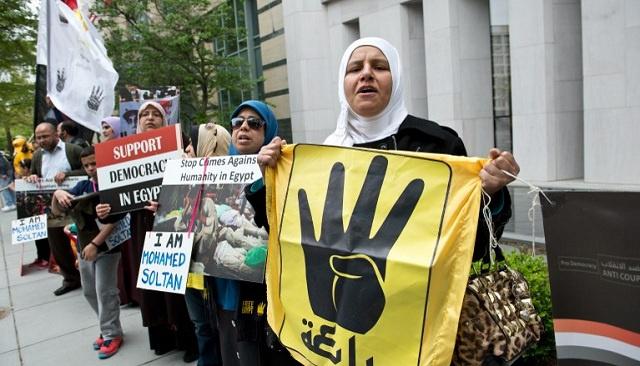 الكونغرس الأمريكي يتجه لعدم تسليم مساعدات عسكرية لمصر ردا على الأحكام بحق الإخوان