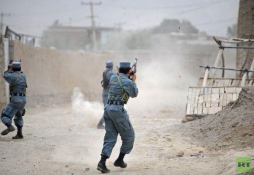 مقتل 80 مسلحا من طالبان في علميات عسكرية قرب الحدود مع باكستان