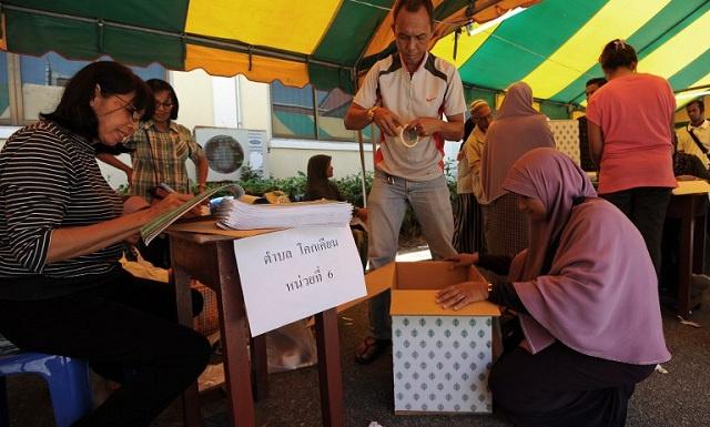 تحديد الـ 20 من يوليو المقبل موعدا للانتخابات البرلمانية الجديدة في تايلاند