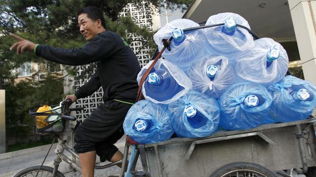 الصين...60 بالمائة من المياه الجوفية غير صالحة للشرب