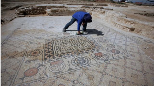 بالصور .. العثور على دير يعود لـ 1400 عام في النقب
