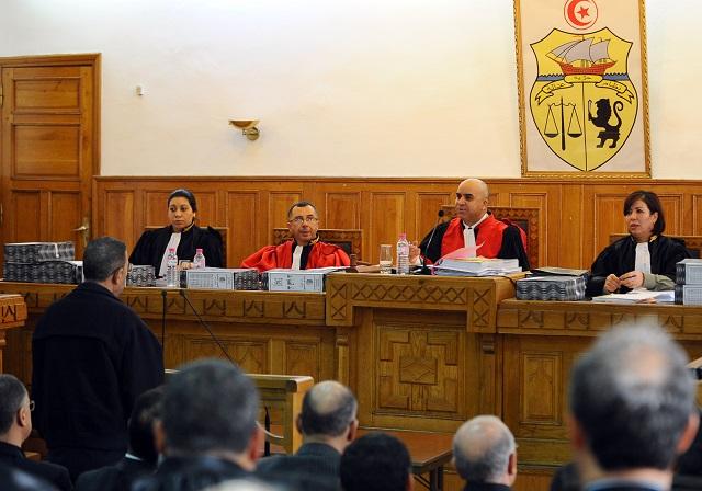 القضاء التونسي يفرج عن رفيق بلحاج قاسم وعلي السرياطي في قضية قتل محتجين ضد النظام السابق
