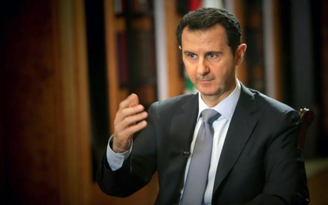 الأسد يدعو إلى التعاون مع جميع الجهات لتسهيل عمليات الإغاثة