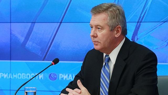 غاتيلوف: اللقاء الثلاثي حول سورية قد يعقد بعد تعيين مبعوث أممي وعربي جديد