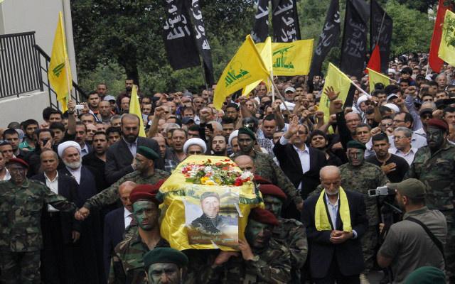مقتل قائد في حزب الله خلال معارك في سورية
